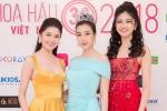 Đỗ Mỹ Linh đọ sắc với Thanh Tú và Thùy Dung sau 2 năm đăng quang