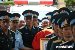 Anh: Hang tram nguoi khoc nghen tien biet liet si Pham Giang Nam ve dat me hinh anh 9