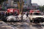 Tin mới nhất vụ xe taxi nổ như bom, 2 người chết ở TP Cẩm Phả