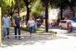 Lắp barie trên vỉa hè ở Sài Gòn: 'Nếu người đi bộ bị thương tích, đơn vị lắp đặt phải chịu trách nhiệm'