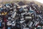 Hơn 24.000 ô tô bị cấm ra đường từ ngày 1/1/2018