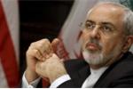 Ngoại trưởng Iran: 'Mỹ bị mắc chứng nghiện trừng phạt'