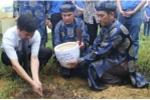 Đưa đất thiêng Trường Sa vượt Biển Đông về đàn Xã Tắc