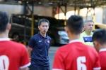 HLV Hoàng Anh Tuấn không fair-play, từ chối bắt tay HLV U19 Indonesia