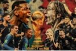 Chung kết World Cup: Pháp, Croatia tranh tiền thưởng lớn chưa từng có