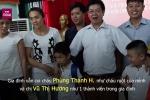 Video: Hai bé trai bị trao nhầm ở Bệnh viện Ba Vì về với bố mẹ đẻ
