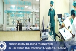 Phòng Khám Đa Khoa Thành Thái – Nơi khám, chữa bệnh uy tín tại Sài Gòn