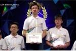 'Cậu bé Google' Phan Đăng Nhật Minh giành vé vào chung kết Olympia năm 2017