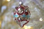 Tròn mắt xem quá trình chế tác đồ trang trí cây thông Noel