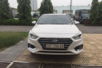 Hyundai Accent biển 'tứ quý 9' rao bán 850 triệu đồng