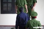 Cựu thiếu tướng Nguyễn Thanh Hóa cũng phải rời phòng xét xử vì huyết áp tăng cao