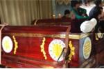 Tai nạn thảm khốc, 13 người chết ở Quảng Nam: Cô dâu khóc cạn nước mắt bên linh cữu chồng