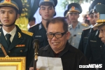 Anh: Hang tram nguoi khoc nghen tien biet liet si Pham Giang Nam ve dat me hinh anh 2