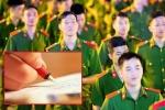Loan tam thu gui Bo truong Cong an: Tai sao cu phai nang nac doi hoc nganh an ninh? hinh anh 1