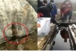 Cặp mộ bí ẩn nằm dưới 'phiến đá chảy máu' ở Trung Quốc