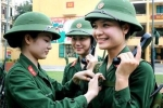 Nhiều trường quân đội công bố mức điểm nhận hồ sơ tuyển sinh năm 2017