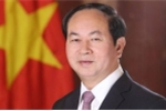Thông cáo đặc biệt: Chủ tịch nước Trần Đại Quang từ trần