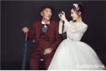 Sự thật sau bộ ảnh cưới giữa cô gái 25 và cụ ông 87 tuổi ở Trung Quốc