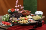 Những món ăn không thể thiếu trong mâm cỗ ngày Tết ở 3 miền