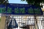 Vi phạm vệ sinh an toàn thực phẩm, căng-tin bệnh viện lớn nhất Nghệ An bị phạt hành chính