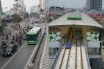 Tháng 8, đường sắt Cát Linh - Hà Đông sẽ chạy thử