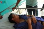 Bảo vệ bệnh viện phụ sản Hà Nội đánh người nhà bệnh nhân dã man