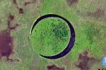 Video: Đảo 'Con mắt' tròn vành vạnh, có khả năng tự xoay kỳ bí bậc nhất thế giới