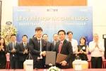 Danko Group ký thỏa thuận hợp tác với Tập đoàn Kosy và BAOVIET Bank