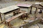 Yên Bái: Xót xa nhìn trường học tan hoang, ngập ngụa bùn đất sau lũ