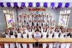Hai lớp học trường làng ở Nghệ An có 100% học sinh đỗ đại học