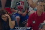Biểu cảm của bố mẹ VĐV Olympic Mỹ gây 'sốt' mạng xã hội