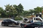 Tổng thống Trump đến Hà Nội: Dò mìn từng gốc cây, mô đất quanh khách sạn JW Marriott Hà Nội