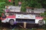 Xe khách giường nằm lao xuống vực ở Cao Bằng: Thông tin mới nhất từ bệnh viện cấp cứu 15 người bị thương