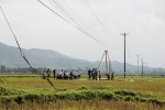 Khởi tố vụ 4 người chết khi dựng cột cáp viễn thông ở Hà Tĩnh