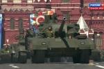 Video: Dàn vũ khí siêu khủng phô diễn sức mạnh trong lễ duyệt binh Nga