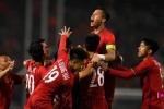 Trường hợp giành vé vớt của Việt Nam tương tự Nhật Bản ở World Cup 2018