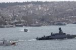 Nga lý giải nguyên nhân cho hàng loạt chiến hạm rời quân cảng ở Syria