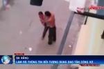 Clip: Lời khai của gã chồng cứa cổ vợ trước mặt con gái