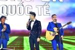 MC Nguyen Khang cung Son Tung MTP 'dot chay' san khau hinh anh 1