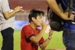 Đội tuyển Việt Nam dùng 200kg đá viên mỗi ngày