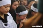 Anh: Hang tram nguoi khoc nghen tien biet liet si Pham Giang Nam ve dat me hinh anh 14