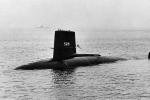 Tàu ngầm tấn công hạt nhân Mỹ mất tích bí ẩn sau nhiệm vụ bí mật theo dõi tàu chiến Liên Xô