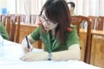 Bên trong phòng thi dạy bằng tiếng Anh của giảng viên Học viện Cảnh sát