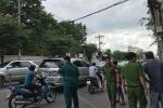 Xe máy phát nổ tại trụ sở, một nữ công an phường bị thương