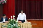 Trưởng Ban Tổ chức Trung ương: 'Chúng ta đang có vấn đề trong kiểm soát quyền lực'