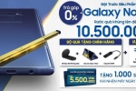 1.700 voucher nghi duong 5 sao tang khach dat mua Samsung Galaxy Note 9 hinh anh 1