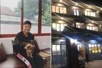 Đức Chinh cùng gia đình đón Tết ở nhà 3 tầng mới xây