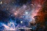 Clip: Vụ va chạm thiên hà xảy ra cách đây 100 triệu năm