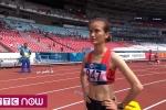 Điền kinh nữ ASIAD 2018: Vũ Thị Ly vượt qua vòng loại 800m