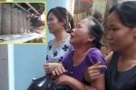 Hiện trường bé trai 35 ngày tuổi nghi bị sát hại trong chậu nước ở Hà Nội